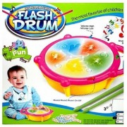 Flash Musical Drum for Kids