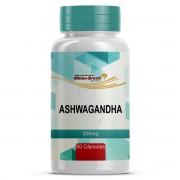 Ashwagandha 300mg Com 60 Cápsulas Vegetais Manipuladas