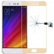MOFI De Xiaomi Mi 5S 0.3mm 9h Dureza 2.5D A Prueba De Explosiones De La Película A Pantalla Completa Pantalla De Cristal Templado (oro)