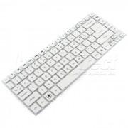 Tastatura Laptop Acer Aspire E1-410G alba + CADOU