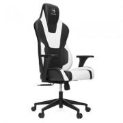 HHGears XL300 Gaming Chair Black/White