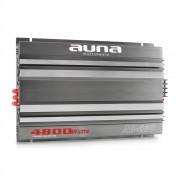 Auna™ AB-650 Amplificatore Auto 4800W 6 canali bridgeable