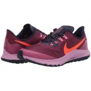 Nike Air Zoom Pegasus 36 Trail Villain RedTotal CrimsonBlackened Blue
