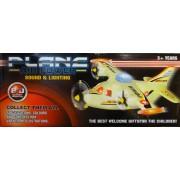 Plane Air power világítós zenélős önműködő repülő No.3261 - Gyerek játék
