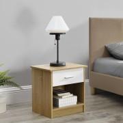 [en.casa] Noční stolek ABKN-2301