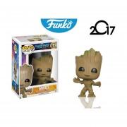 Baby Groot Funko Pop Guardianes De La Galaxia Volumen 2 Envio Gratis