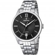 Reloj F20425/3 Plateado Festina Hombre Acero Clasico Festina