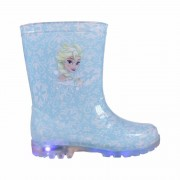Disney Blauwe Frozen Anna/Elsa regenlaarzen voor kinderen