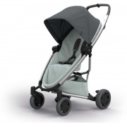 Quinny Zapp Flex Plus Buggy - Graphite on Grey
