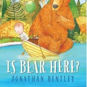 Is Bear Here', Hardcover/Jonathan Bentley