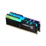 Memorie ram g.skill Trident RGB DDR4, 32 GB, 3200MHz, CL15 (F4-3200C15D-32GTZR)