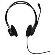 Logitech 960 Headset - Kabel - Halboffen - Demoware mit Garantie (Neuwertig, keinerlei Gebrauchsspuren)