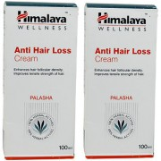 Himalaya Herbals Anti Hair Loss Cream 100ml Pack of 2