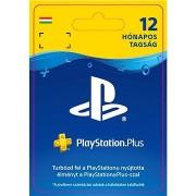 PlayStation Plus 12 hónapos tagság - HU Digital