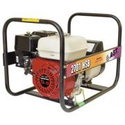Generator de curent cu benzina AGT 2701 HSB 2200W, motor Honda 163cm³