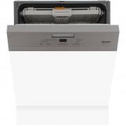 Miele G4940SCi Jubilee Clean Steel Built In Semi Integrated Dishwasher