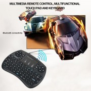 EB IPazzPort KP21S Fly Air Ratón Inalámbrico Teclado Multifuncional Touchpad-negro