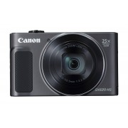 Canon SX620 HS PowerShot Fotocamera Digitale Compatta 20Mp 1 2.3'' CMOS 5184 x 3888Pixel Nero