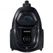 Прахосмукачка без торба Samsung VC07M31C0HG/GE, 2 л, 750W, Телескопична тръба, Управление от дръжката, Anti-tangle Cyclone, Черна