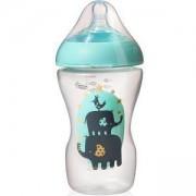 Бебешко шише за хранене - Ultra 340 мл. Tommee Tippee, синьо, 2600032