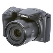 Canon Máquina Fotográfica Bridge Powershot SX430 IS (Preto - 20 MP - ISO: ISO: Auto até 1600 - Zoom Ótico: 45x)