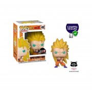 Super saiyan Goku 3 Funko pop Dragon ball Z exclusivo GameStop