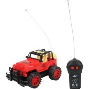 Perfect Remote Controlled Big Sports Jeep for Children Indoor Game (Pack Of one)