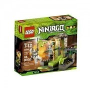 Toy / Game Enjoyable Lego Ninjago Venomari Shrine 9440 Dual Snake Launch Functions For Surprise Attacks
