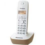 Bežični telefon Panasonic KX-TG1611FXJ bela-bež