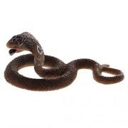 C2K Lifelike PVC Plastic Reptile Animal Model Figurine Kids Toy Playset Story Telling Prop Collectibles Snake