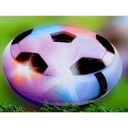 Akshata Battery Operated Pro Football Soccer Game With Foam Bumper And Colourful LED Lights