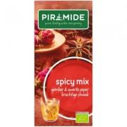 Piramide Spicy thee eko 20 Stuks