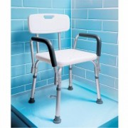 Shower Chair With Arms by Coopers of Stortford