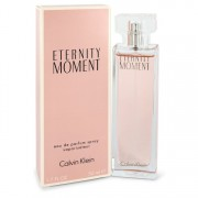 Eternity Moment Eau De Parfum Spray By Calvin Klein 1.7 oz Eau De Parfum Spray