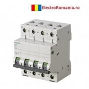 5SL6410-7 Siguranta automata trifazata Siemens 10 A , 4P