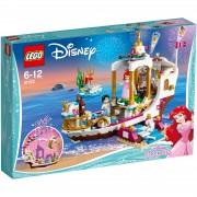 Lego Disney: Barco real de ceremonias de Ariel (41153)