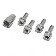 Pojistné šrouby kol M12x1,50x26mm - kulové sedlo (C)