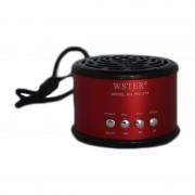 Boxa portabila Wster WS-216, afisaj digital, radio FM