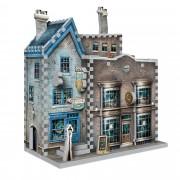 Puzzle 3D Harry Potter Ollivander's Wand Shop & Scribbulus 295 PIESE