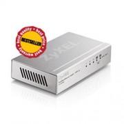 Switch Zyxel ES-105A, 5-port 10/100Mbps Ethernet switch, 2x QoS (!), desktop