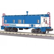 mth Trains; Mikes Train House GM Diesel Bay Window Caboose