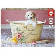 Belle Maison Lisa Jane - Educa 500 Piece Puzzle