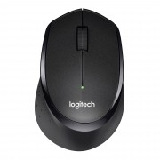 Logitech B330 RF Wireless Optical 1000DPI Right-hand Black mice