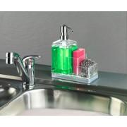 WENKO Kuchyňská sada pro mytí nádobí, 3v1, WENKO