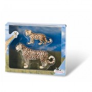 Bullyland Gift Set - Leopard with Cub