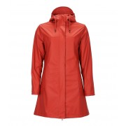 Rains Regenjassen Firn Jacket Rood