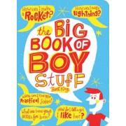 The Big Book of Boy Stuff, Paperback