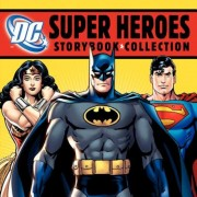 DC Super Heroes Storybook Collection: 7 Books in 1 Hardcover, Hardcover