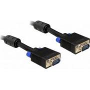 Cablu Delock VGA 15T-15T ecranat 20m