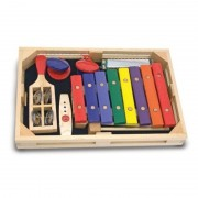 Set instrumente muzicale incepatori Melissa and Doug